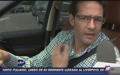 Antonio Sancho: 'Lo que necesitamos ahorita es trabajo'
