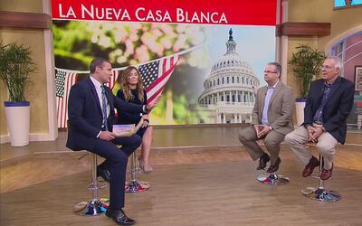 Debate sobre los primeros 30 días de presidencia de Donald Trump