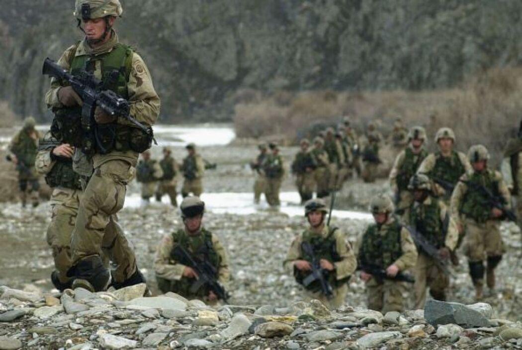 Año 2007   27. Más tropas hacia Baghdad  A través de un comunicado telev...