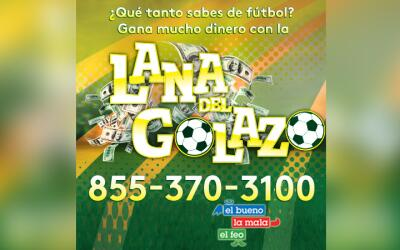 Si sabes de fútbol podrías ganar mucha lana!