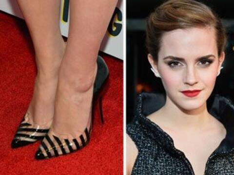 No importa el evento, Emma Watson siempre sobresale por su clase y elega...
