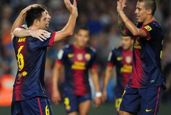 El Barcelona le ganó al Granada en un partido en el que creó muchas opor...