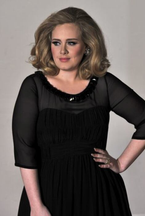 """Best Pop Solo Performance- """"Set fire to the rain""""-> Adele."""