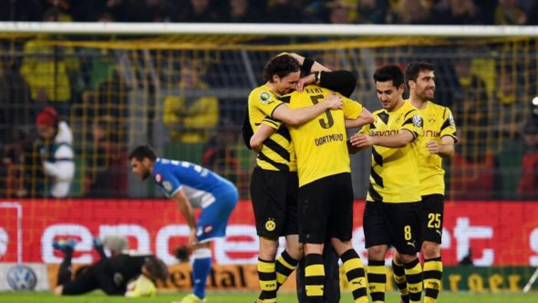 Borussia Copa Alemana