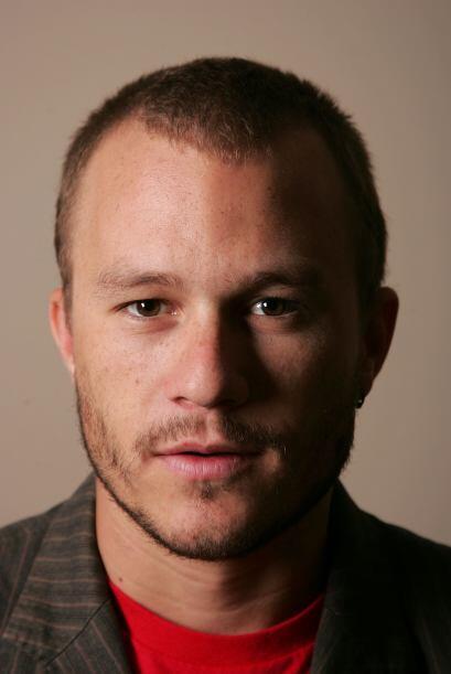 Heath Ledger Falleció a los 28 años de edad en su hogar de...