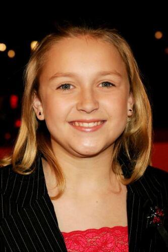 Skye McCole Bartusiak, una joven promesa de Hollywood, falleció el sábad...