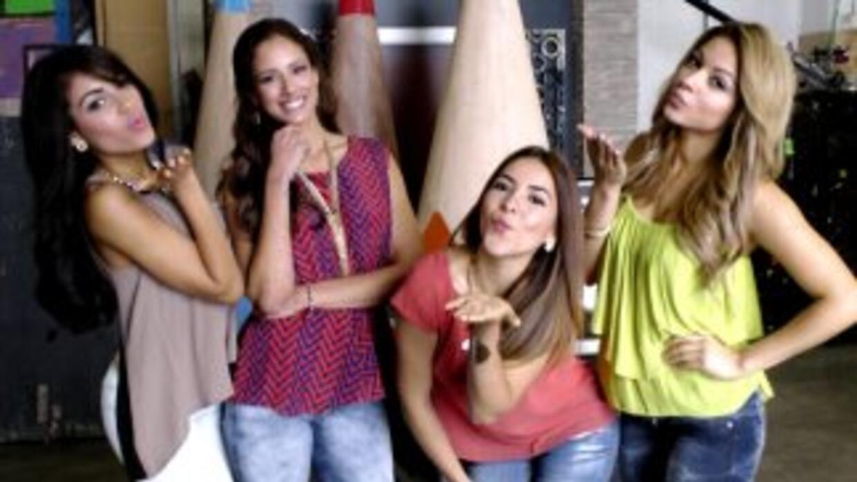 Josephine, Aleyda, Nabila y Aly se sometieron al Detector de Mentiras.