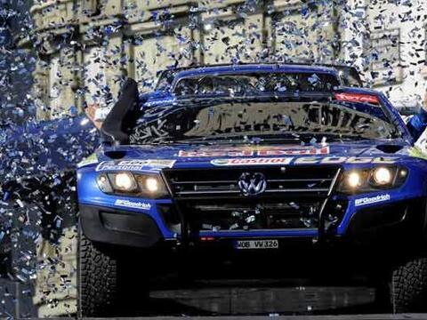Sainz ganó la versión del 2010 y el sábado sali&oac...