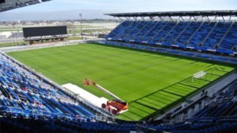 El Avaya Stadium sería la sede del partido entre Estados Unidos y Honduras.
