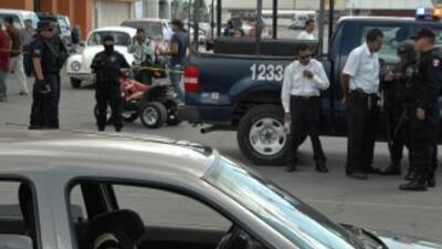 La narcoviolencia ha dejado más de 50 mil muertos en México.