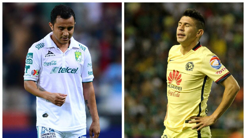 Oribe Peralta y Luis Montes, entre los jugadores que se perderán la J15