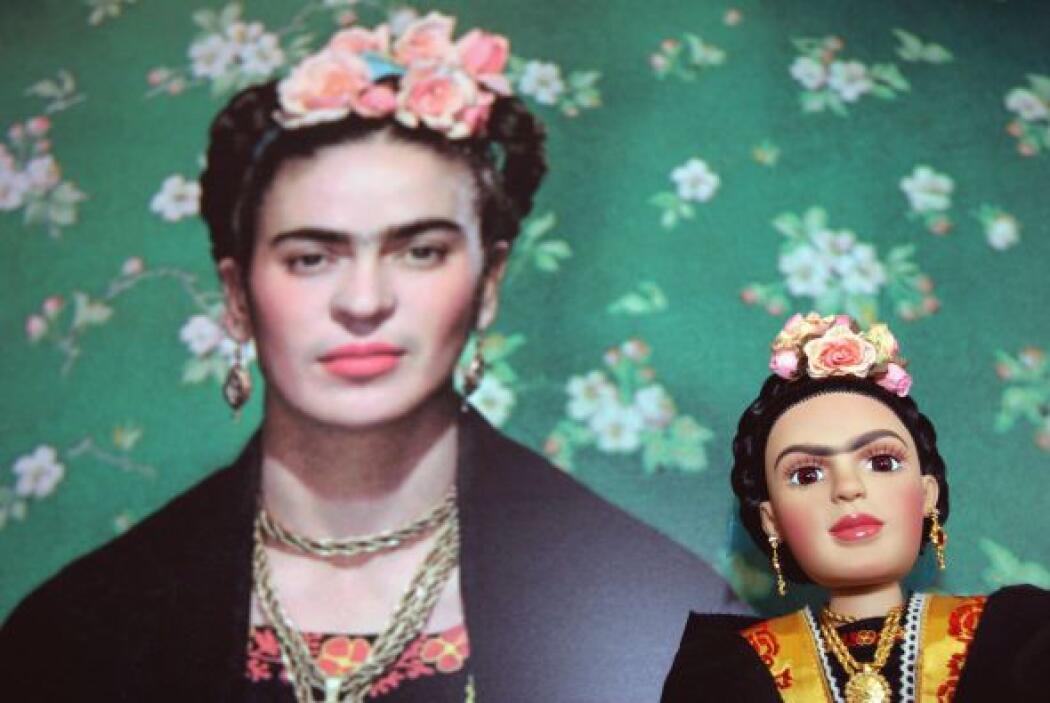 """El atuendo de Tehuantepec """"simboliza a una mujer fuerte"""", añadió, y Kahl..."""