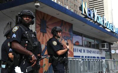 Nueva York busca reducir el índice de criminalidad