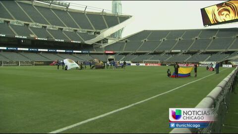¿Lluvia en Chicago podría poner en riesgo el partido Colombia vs. Chile?