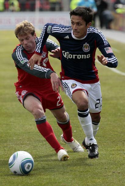 Chivas USA y Toronto FC comenzarón con los empates en la jornada con el...
