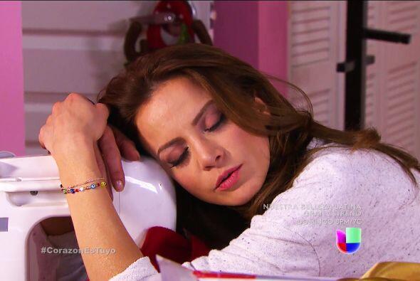 Bueno Ana, ya despierta, sí que tuviste un sueño muy diver...