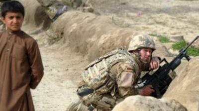 Al menos cinco guardias privados de seguridad y 14 militantes talibanes...