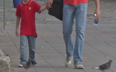 ¿Por qué abandonaron a un niño de cinco años en un CDT?