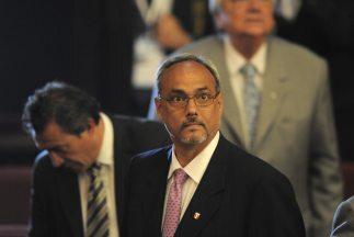 El Poder Judicial abrió un proceso penal al presidente de la Federación...
