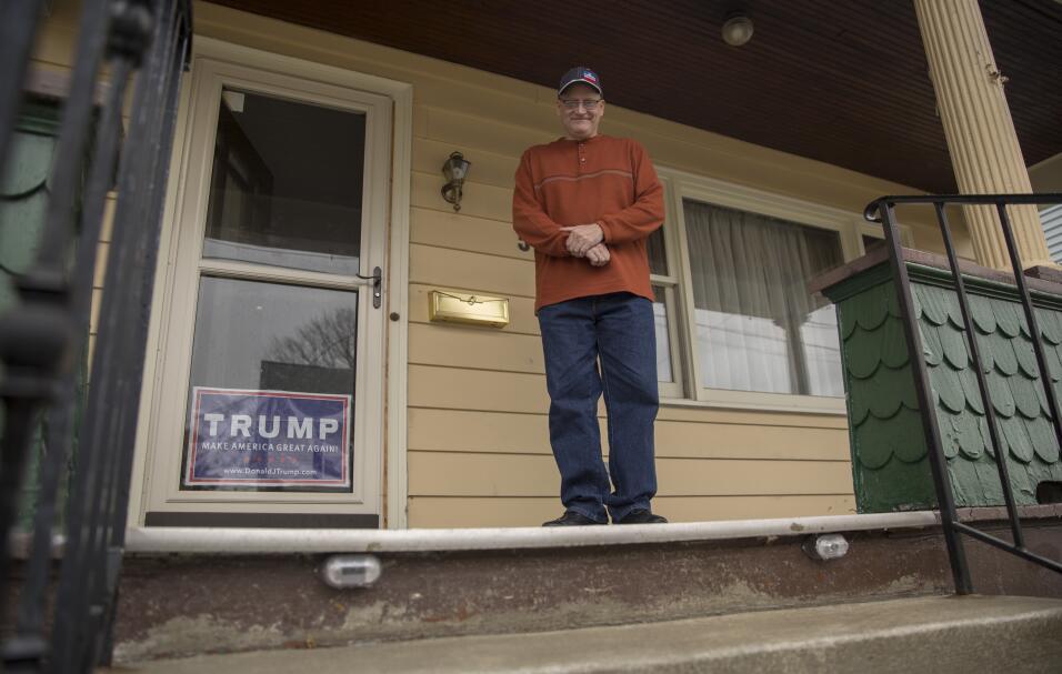 Retratos Votantes de Trump
