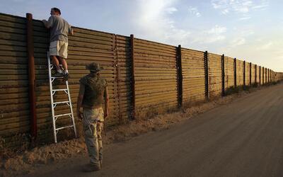 ¿Donald Trump podrá cumplir la promesa de construir un muro fronterizo?