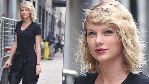 Taylor Swift incrementa su rutina de ejercicio