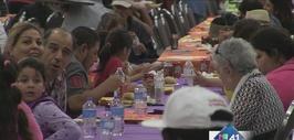 Miles disfrutan cena de Raúl Jiménez