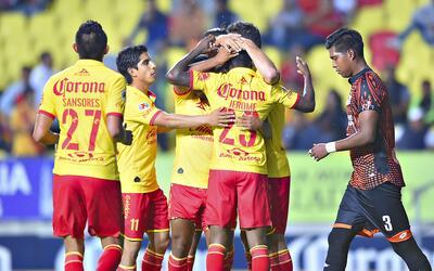 Morelia derrotó 3-0 a Oaxaca