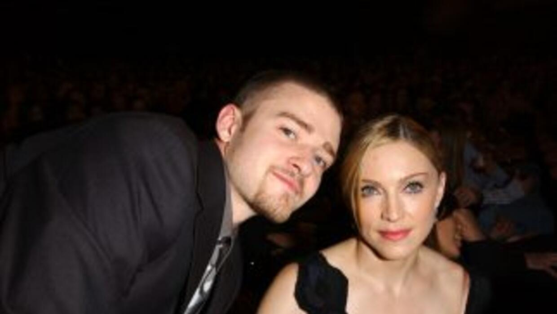 Madonna y Justin Timberlake