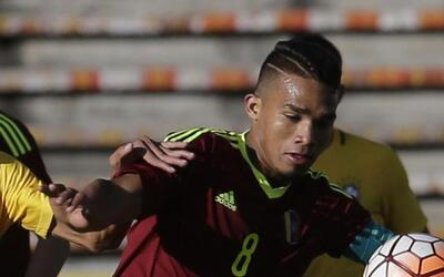 Yangel Herrera Venezuela NYCFC