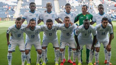 Honduras se prepará fuerte antes de enfrentar a El Salvador