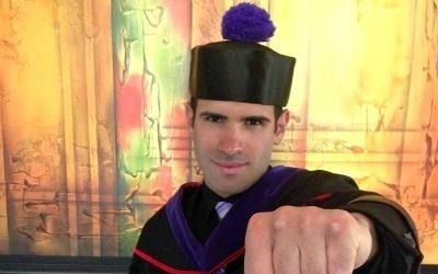 Boxeador Edgardo Sasso López