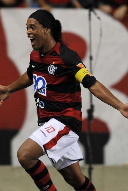 En las últimas semanas Gaúcho venía siendo exigido en los trabajos del p...