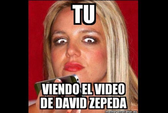 Ay, Britney... ¡qué ojotes!
