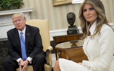 Melania Trump se estrenará como maestra de ceremonias con el Bail...