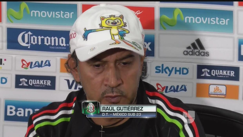 """Raúl Gutiérrez: """"Oribe siempre mete los goles importantes"""""""