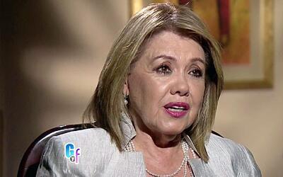 Silvia Urquidi aclaró los rumores sobre ella y dijo cuántos hijos legíti...