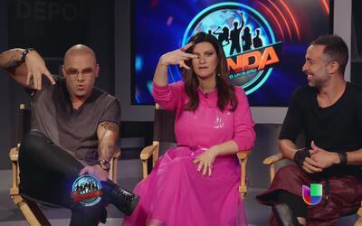 Los jueces de La Banda nos confiesan qué buscan en los concursantes