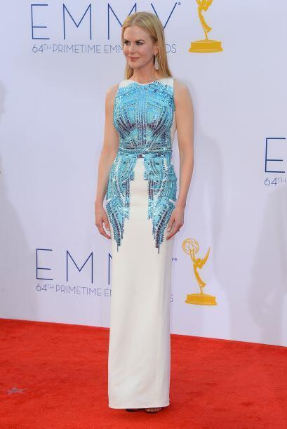 La que nos ha dejado de sorprender en cada alfombra roja es Nicole Kidma...