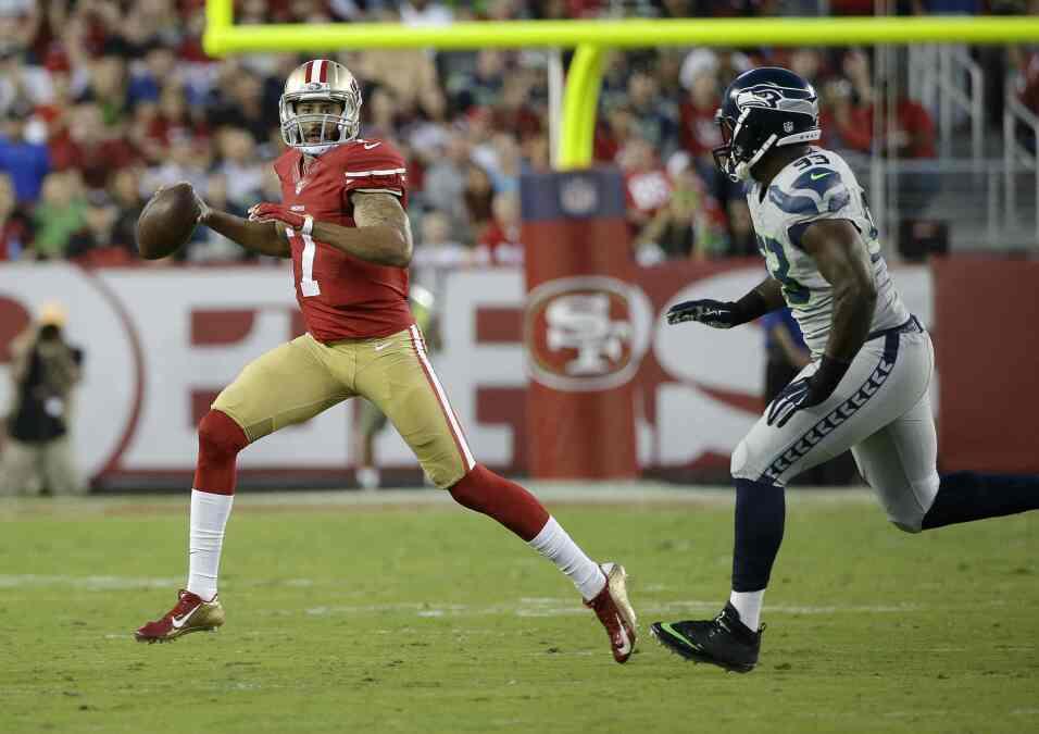 Los Seattle Seahawks vencieron 20 - 3 a los San Francisco 49ers