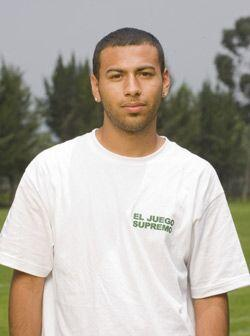 Carlos Guitiérrez, con tan sólo 17 años, se ha meti...