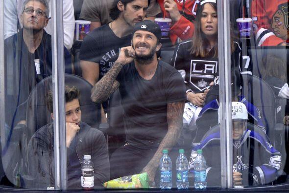 Si algo tiene claro David Beckham es que el dinero hay que ganárs...