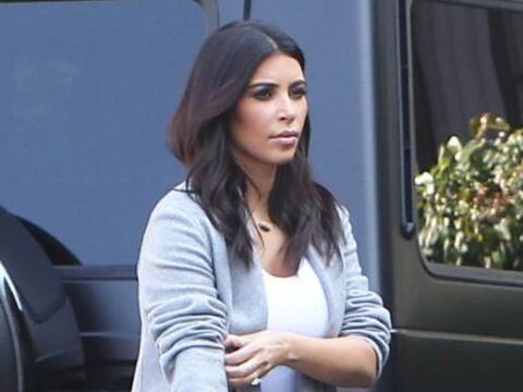 No cabe duda de que Kim Kardashian es una presumida.