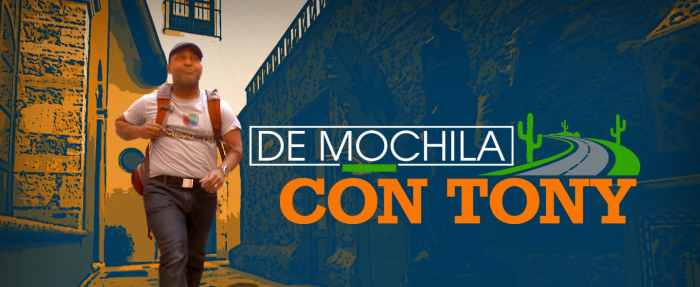 Tony Dandrades y su mochila recorren Guanajuato, ¿cumplirá con la tradic...