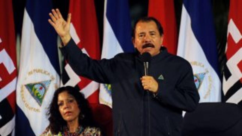 Ortega ganó las elecciones con el 62.46 por ciento de los sufragios, un...
