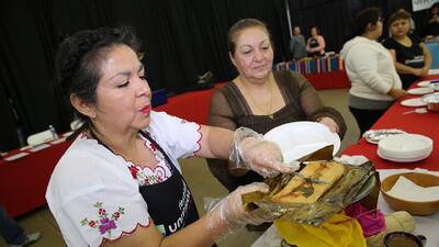 Yolanda Sánchez ganó el concurso del mejor tamal del Metroplex