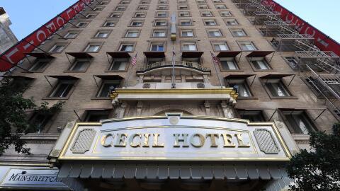 El Hotel Cecil tendrá una renovación de 100 millones de d&...