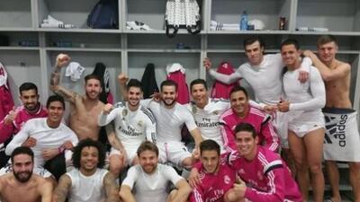 Real Madrid derrotó 3-0 al Getafe.