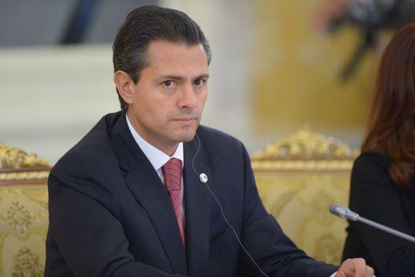Cabe destacar que la ley mexicana no impide al presidente recibir obsequ...