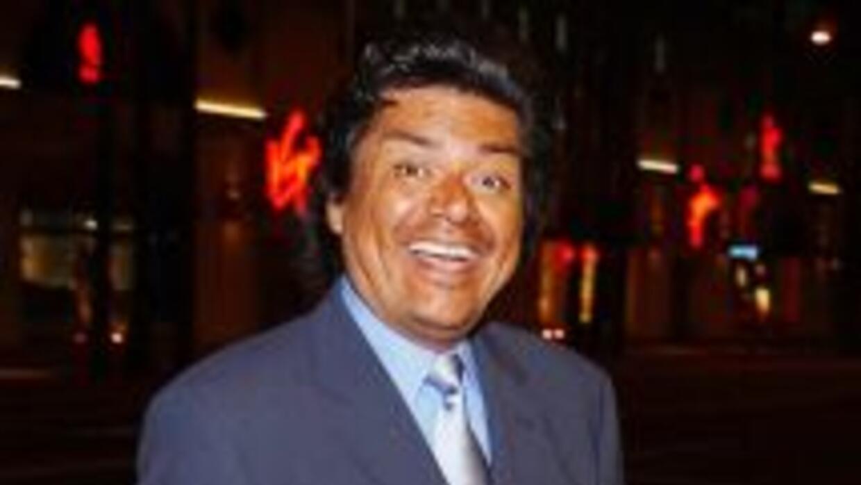 George Lopez, comediante por excelencia.